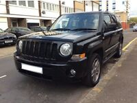 Jeep Patriot CRD LIMITED ✨PX SWAP✨