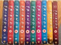 Friends complete DVD collection, Season 1 - 10