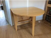 Dining Room Table, Collapsible