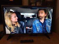 32 INCH LG LED TV HD READY FREEVIEW MODEL 32LF510B WITH REMOTE SMETHWICK £70