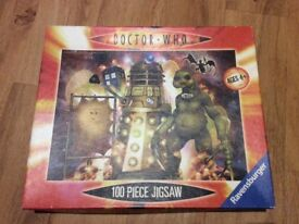 Doctor Who / Harry Potter 100/200 piece Jigsaws