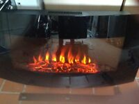 Electric Fire -Wall Mounted