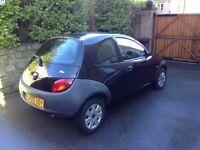 Ford KA Black 2005