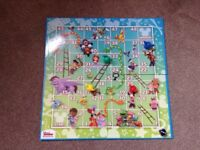 Disney Junior Snakes and Ladders game. Brand new!