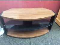 ergonomic 1980s TV table : free Glasgow delivery