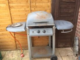 Free to collect gas bbq