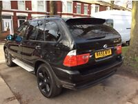 ABSOLUTELY IMMACULATE BMW X5 3.0 DIESEL M SPORT AUTOMATIC.ALMOST FULL SERVICE HISTORY.12 MONTHS MOT