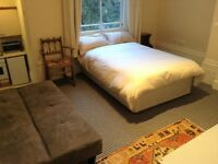 Large, Fully Furnished Studio Flat to Rent in Central Hove with All Bills Included