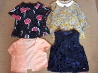 Bundle of smart clothes x4 items age 9-10 year include M&S Autograph all in excellent condition.