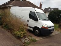 Man and van removals and delivery service exeter and surrounding areas