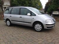 Only 87,000 miles vw sharan 7 seats 2010 model 🚗🚙🚗🚙🚗