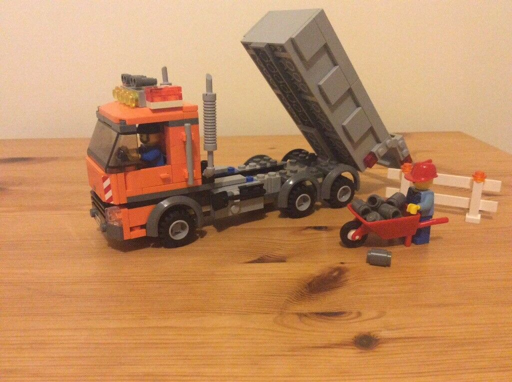 Lego City 4434 Town Dump Truck In Sunderland Tyne And Wear Gumtree