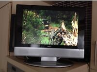 TV combi DVD player