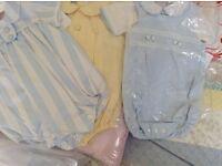 Pretty Originals Baby boy romper's size 6/9 month