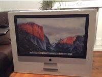 Brand new, unopened 27in iMac £1600