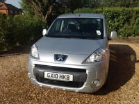 Peugeot Partner - Wheelchair Accessible Vehicle for private sale. Good condition. Good runner.