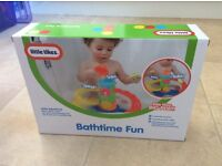 Little tikes bath toy BNIB