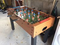 Football Table in excellent condition