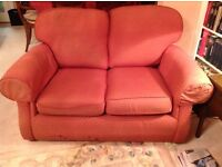 Petit 2 Seater Sofa - £30
