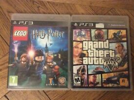 PS3 Games - £10 each