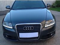 Audi A6 Lemans 2010 featureed. Car is on immaculate condition!