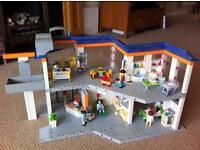 Playmobil Hospital playset/game