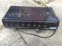 TOA PA Amplifier model A1121