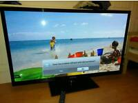 Samsung 51 inch HDReady #3D# TV with USB and Freeview HD