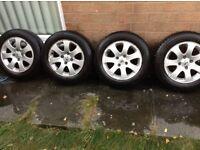 Peugeot alloy wheels figment 185/65/15