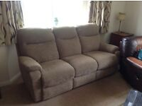Nearly New sofa for sale £400