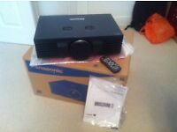 Panasonic PT-AE4000 1080p LCD Projector Plus extras