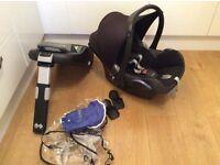 Maxi cosi pebble car seat family fix base