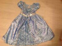 Cinderella dress age 5-6