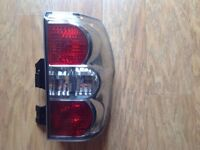 Suzuki rear light