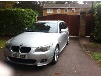 BMW 530d msport touring