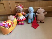 In The Night Garden All Talking Toys