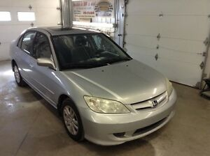2005 Honda Berline Civic LX-G