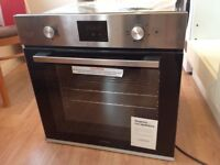 BRAND NEW LAMONA BUILT IN FAN OVEN. Never used
