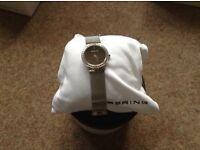 Bering ladies classic watch