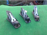 Joiners Hand Planes