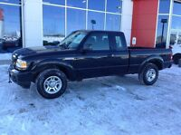2009 Ford Ranger Sport. 2WD, Local trade, Hitch