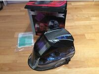 Professional Quality Solar Welding Helmet