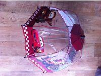 Disney Pixar Cars Umbrella