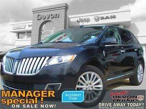 2013 Lincoln MKX Base/Leather AWD