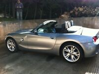 Lovely BMW Z4 convertible, very good condition, full service history. 12 months MOT.