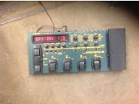Zoom Gfx-8 guitar effects processor for sale