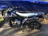 Yamaha wr 125 only 1600 miles