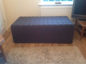 As New John Lewis Kix Double Sofa Bed with Foam Mattress. Used Only Once. COLLECTION ONLY