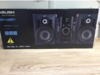 Bush Mini System - CD Player - New in Box