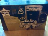 Tommie tippee electric steam steriliser